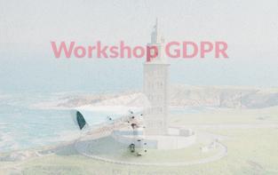 Workshop GDPR - Coruña