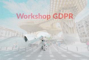 Workshop GDPR - Sevilla