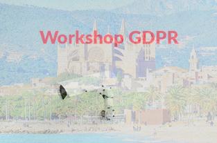 Workshop GDPR - Palma de Mallorca