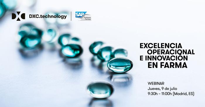 DXC Excelencia operacional e innovación en Farma