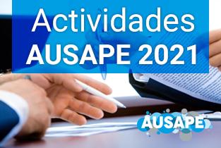AUSAPE Presentación Plan de Actividades 2021