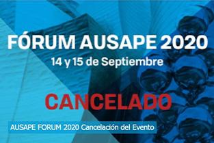 CANCELADO// Forum AUSAPE 2020
