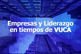 Empresas y Liderazgo en tiempos de VUCA con Helmar Rodriguez - Madrid